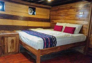 Komodo Boat Trip Cabin Room
